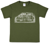 Youth: Mob Car T-shirts