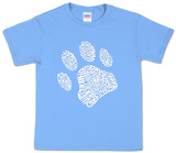 Youth: Dog Paw Shirts