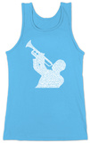 Womens: Jazz Tank Top Tanktop