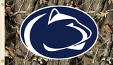 NCAA Penn State Nittany Lions Camo Flag with Grommets Flag