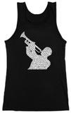 Womens: Jazz Tank Top Damen-Trägerhemden