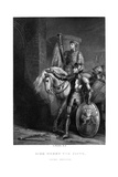 King Henry V (1387-1422), before Harfleur, 19th Century Giclee Print by Richard Westall
