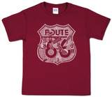 Youth: Route 66 Pics Shirts