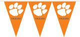 NCAA Clemson Tigers Party Pennant Flags Flag