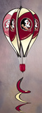 NCAA Florida State Seminoles Hot Air Balloon Spinner Flag
