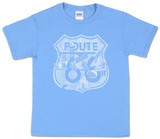 Youth: Route 66 Pics T-Shirt