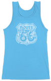 Womens: Stops Along Route 66 Tank Top Womens Tank Tops
