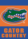 NCAA Florida Gators 2-Sided Country Garden Flag Flag