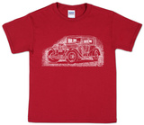 Youth: Mob Car Shirts
