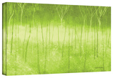 Verda Forest 2 Gallery-Wrapped Canvas Stretched Canvas Print