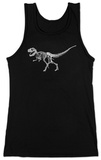 Womens: T-Rex - Bones Tank Top Tank Top