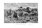 For God and King, at Marston Moor, 1644 Giclee Print by Stanley Berkeley
