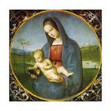 The Madonna Conestabile, 1502-1503 Impression giclée par  Raphael