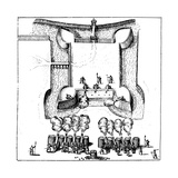 Utriusque Cosmi Historia, 1517-19 Giclee Print by Robert Fludd