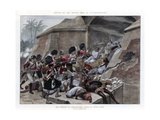The Storming of Seringapatam Resulting in the Death of Tippu Sultan, 1894 Giclee Print by Richard Caton Woodville II