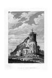 Eglise De Mont Martre, Paris, France, 1829 Giclee Print by PJ Havell