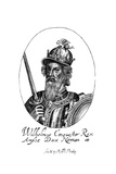 William the Conqueror Giclee Print by Robert Peake