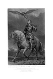 Charles V, King of Spain and Holy Roman Emperor Giclee Print by Richard Earlom