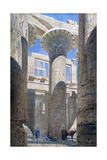 Karnak, C1866 Giclee Print by Richard Phene Spiers