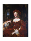 Portrait of Jeanne D'Aragon, 1518 Giclee Print by  Raphael