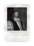 John Dolben, Archbishop of York Giclee Print by Robert Grave