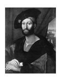 Giuliano De' Medici, Early 16th Century Reproduction procédé giclée par  Raphael