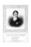 Prince Leopold George Christian Frederick of Saxe-Coburg-Saalfeld, 1818 Giclee Print by Robert Cooper