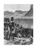 Finding the British Prisoners under the Casemates in the Fortifications, 1894 Giclee Print by Richard Caton Woodville II