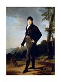 Portrait of Count Andrey Bezborodko, 1804 Giclee Print by Robert Lefevre