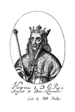 Henry I, King of England Giclee Print by Robert Peake