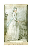 Mrs Tickell, C1780-1810 Giclee Print by Richard Cosway