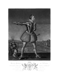 Henry, Prince of Wales, Eldest Son of King James I, 1816 Giclee Print by Robert Dunkarton