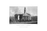 Trinity Church, Southwark, London, 1830 Giclee Print by R Winkles