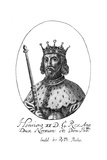 Henry II, King of England Giclee Print by Robert Peake