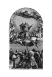 Assumption of the Virgin, 1516-1518 Giclee Print by Roland Brunier