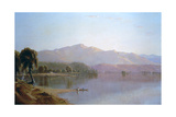 Lake George, New York, C1843-1880 Giclee Print by Sanford Robinson Gifford