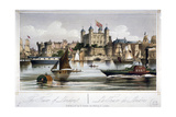 Tower of London, C1860 Giclee Print by R Canton