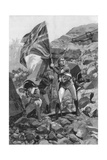 Brave Conduct of Sergeant Graham, Battle of Seringapatam, 1894 Giclee Print by Richard Caton Woodville II