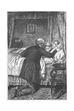 Scene from Scenes of Clerical Life by George Eliot, 1883 Giclee Print by Robert Brown