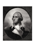 George Washington, 19th Century Giclee Print by Rembrandt Peale