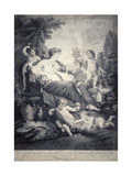 Happiness, 1799 Giclee Print by Thomas Burke