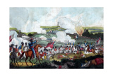 The Battle of Waterloo, 1815 Giclee Print by  Romney