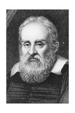 Galileo Galilei, Italian Astronomer and Physicist, 1635 Giclee Print by  Ramsay
