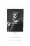 Ludovico Ariosto, Italian Renaissance Poet Giclee Print by Robert Hart