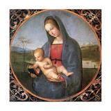 The Madonna Conestabile, 1502-1503 Reproduction procédé giclée par  Raphael