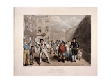 King's Bench Prison, Southwark, London, C1825 Giclee Print by Theodore Lane