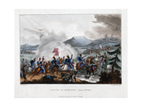 Battle of Morales, 1813 Giclee Print by Thomas Sutherland
