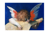 Angel Musician, C1520 Giclee Print by Rosso Fiorentino