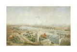 Westminster, London, C1830 Giclee Print by Thomas Kearnan