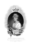 Her Royal Highness the Princess Augusta, Second Daughter of George Iii, 1806 Giclee Print by  Scriven